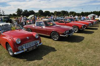 Classic Cars from a previous Heritage Day