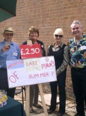 15 - The Popular Pimms Stall