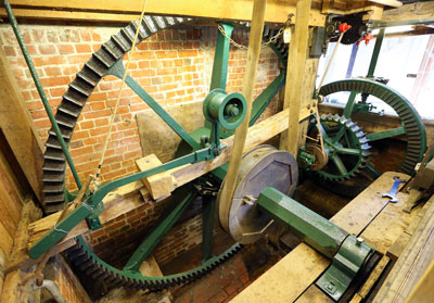 Cobham Water Mill Workings