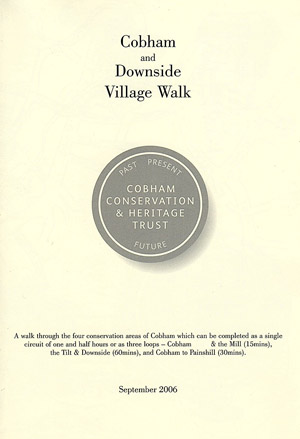 Cobham & Downside Village Walk